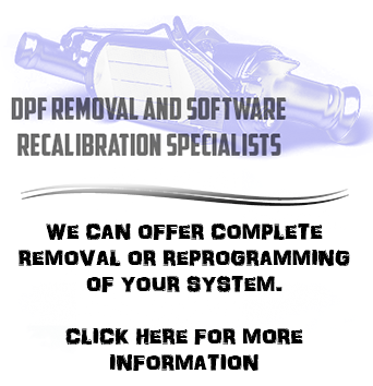 DPF Removal & Software